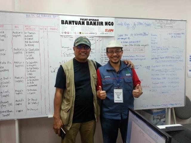 Lawatan daripada wakil Malaysian Oil & Gas Services Council