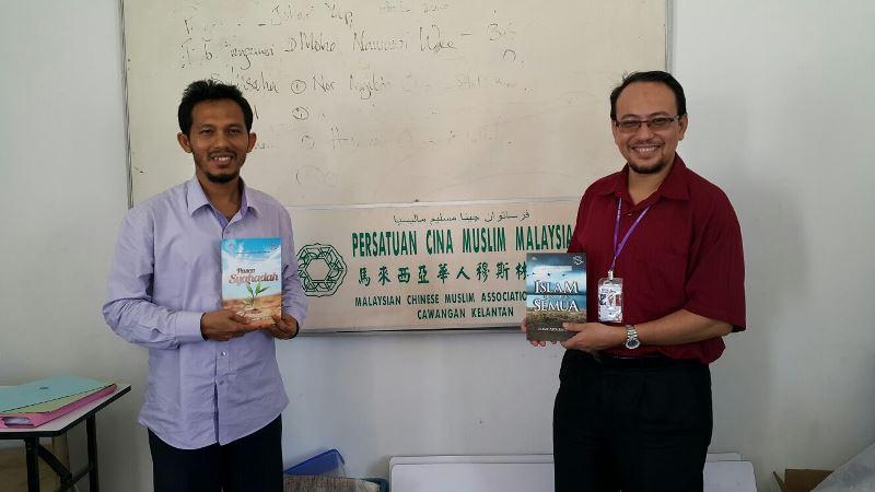 Dr Faisal Abdurrahman, penulis buku Islam untuk Semua dan Pasca Syahadah